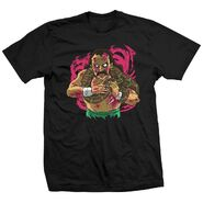 Jake Roberts Pick Your Poison T-Shirt