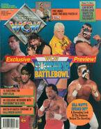 WCW Magazine - February 1993