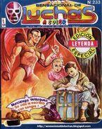 Sensacional de Luchas 233