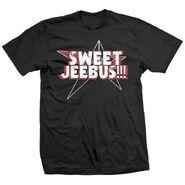 AAW Wrestling Sweet Jeebus!!! T-Shirt