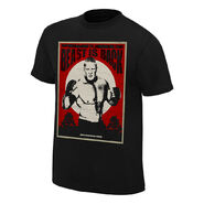 Brock Lesnar The Beast is Back in Japan Authentic T-Shirt
