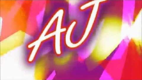 WWE AJ Lee New 2011 Titantron