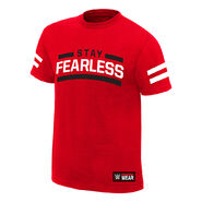 Nikki Bella Stay Fearless Youth Authentic T-Shirt