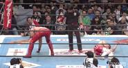 NJPW World Pro-Wrestling 11 11