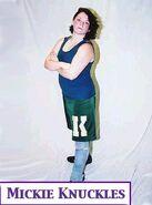 Mickie Knuckles 11