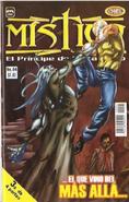 Mistico El Principe de Plata y Oro 64