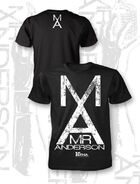 Mr. Anderson MA T-Shirt