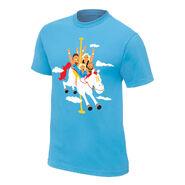 Four Horsemen Carousel T-Shirt