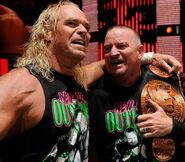 49 New Age Outlaws Tag Champions