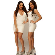 Bella twins standee
