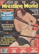 Wrestling World - August 1984