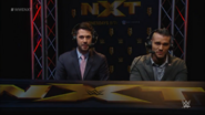 Tom Phillips & Corey Graves - February 17, 2016 NXT