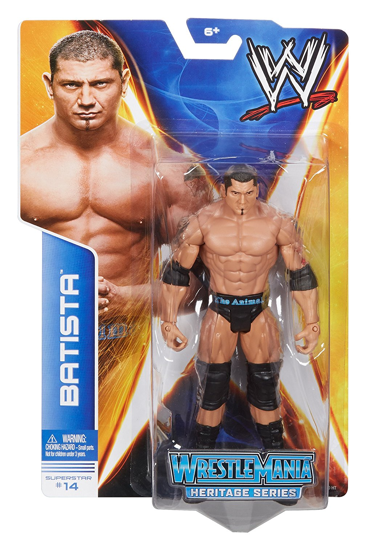 WWE Series 37 Batista