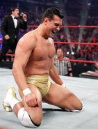 Del Rio as the 2011 Royal Rumble Winner