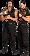 Seth Rollins & Roman Reigns.1