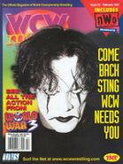WCW Magazine - February 1997