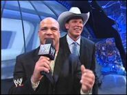 GM Kurt Angle Announcement