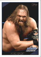 2009 WWE (Topps) Mike Knox 33