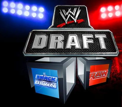 WRESTLING IN HIGH HEELS: WWE DRAFT DAY!