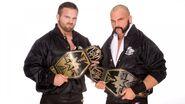 8 NXT Tag Team Title Dash & Dawson