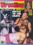 Sports Review Wrestling - May 1980