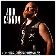 Arik Cannon - 12814583