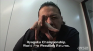 NJPW World Pro-Wrestling 8 1