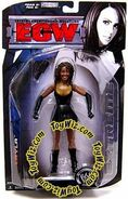 ECW Wrestling Action Figure Series 3 Layla