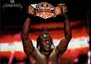 2011 Topps WWE Champions Wrestling R-Truth 21
