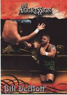 2003 WWE Aggression Bill Demott 45