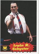 2012 WWE Heritage Trading Cards IRS 82
