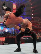 Kane vs punk 2