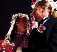 McMahon Triple H Wedding 2