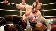 WWE World Tour 2015 - Newcastle 16