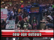 Royal Rumble 2000 The New Age Outlaws entrant