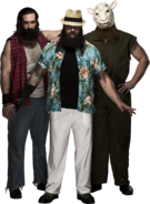 The Wyatt Family
