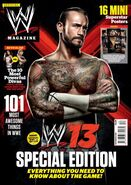 WWE Magazine February 2013