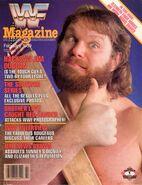 WWF Magazine February 1989