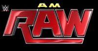 WWE A.M. RAW New Logo