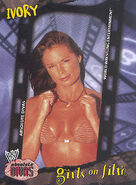 2002 WWE Absolute Divas (Fleer) Ivory 93