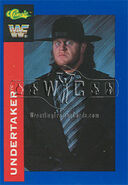 1991 WWF Classic Superstars Cards Undertaker 64