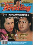 Inside Wrestling - May 1993