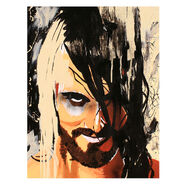 Seth Rollins Art Print