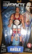 TNA Deluxe Impact 6 Kurt Angle