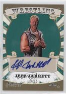 2016 Leaf Signature Series Wrestling Jeff Jarrett 33