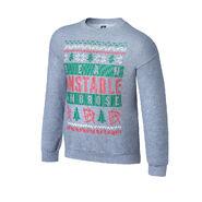 Dean Ambrose Ugly Holiday Sweatshirt