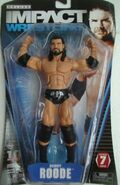 TNA Deluxe Impact 7 Bobby Roode