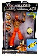 WWE Deluxe Aggression 21 Rey Mysterio