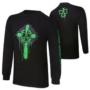 Sheamus Tough Laoch Long Sleeve T-Shirt