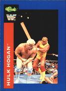 1991 WWF Classic Superstars Cards Hulk Hogan 52